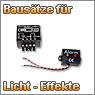 Bausätze für LED- und Licht-Effekte