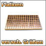 Platinen in unterschiedlichen Gren