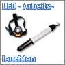 LED Arbeitsleuchten und Stirnlampen