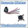 Bausätze für Blinker und Wechselblinker