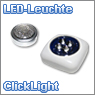 Click LED lights and emergency lights