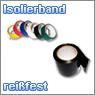 reißfestes Isolierband in verschiedenen Breiten