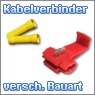 verschiedene Kabelverbinder