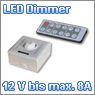 LED Dimmer 12V fino a 8A