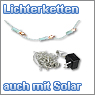LED Lichterketten mit unterschiedlicher LED Anzahl, auch mit Solar