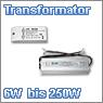LED Transformatoren von 6W bis 250W