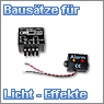 Baus&auml;tze f&uuml;r LED- und Licht-Effekte