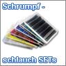 Schrumpfschlauch, verschiedene Farben und Größen