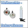 LED Weihnachts-Dekorationen