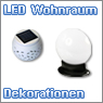LED Wohnraum-Dekorationen