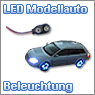LED Modellauto Beleuchtung, 37 teilig