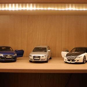 LED Lichtband 5m warm-weiß