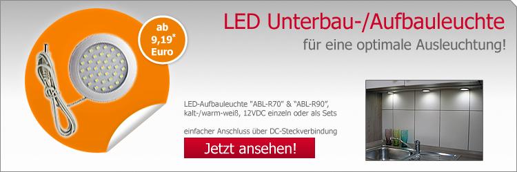 LED Aufbauleuchte ABL-R70/90