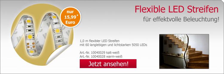 Flexibler LED Streifen