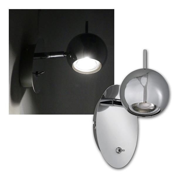 Spotleuchte CP-1, 3W COB LED daylight 250lm, 230V