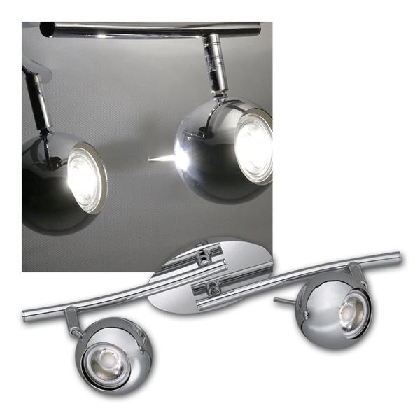 Wandleuchte CP-2, 3W COB LED daylight 250lm, 230V