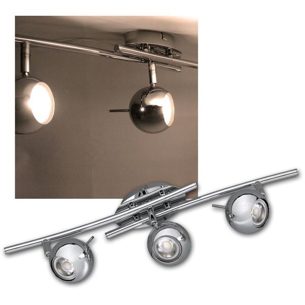 Deckenleuchte CP-3 3W COB LED warmweiß 230lm, 230V