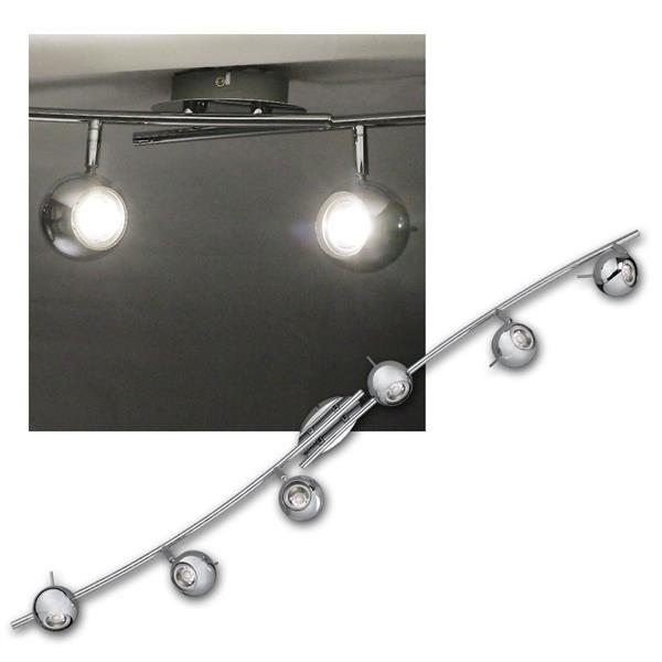 Deckenlampe CP-6, 3W COB LED daylight 250lm, 230V