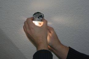Einbau von LED Einbaustrahlern
