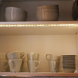 LED Lichtband 5m kalt-weiß