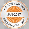 Gütesiegel PCI DSS