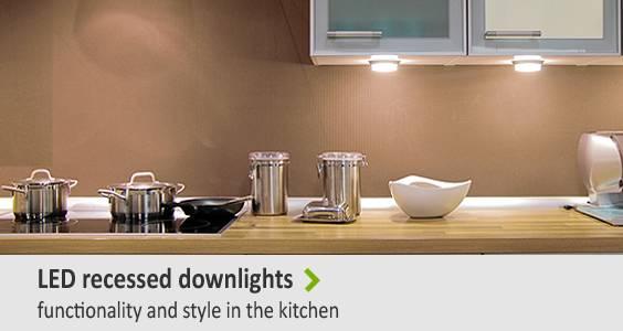 LED Unterbaubeleuchtung - Funktionalität und Stil in der Küche